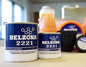 Belzona 2221 (MP Fluid Elastomer)